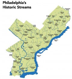 Philly H2O -- Historic Streams