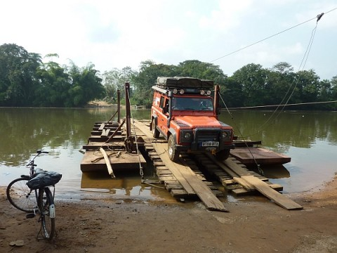 Atlantic Rising: A ferry in Guinea